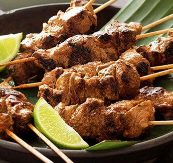 MEAT KABOB 肉类烤串